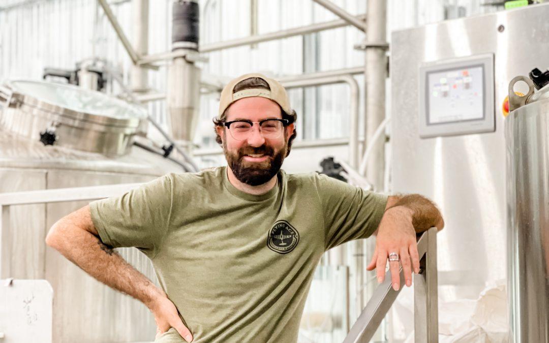 Flying Ace Farm Welcomes New Head Brewer – Tom Bova